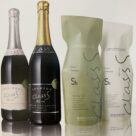 シャンパンボトル